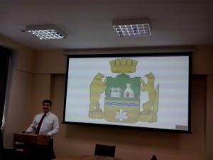 Презентация QR-кодов в екатеринбургской администрации
